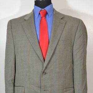 Izod 44R Sport Coat Blazer Suit Jacket